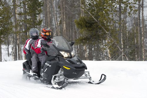 Ski-Doo Grand Touring LE 900 ACE 2014