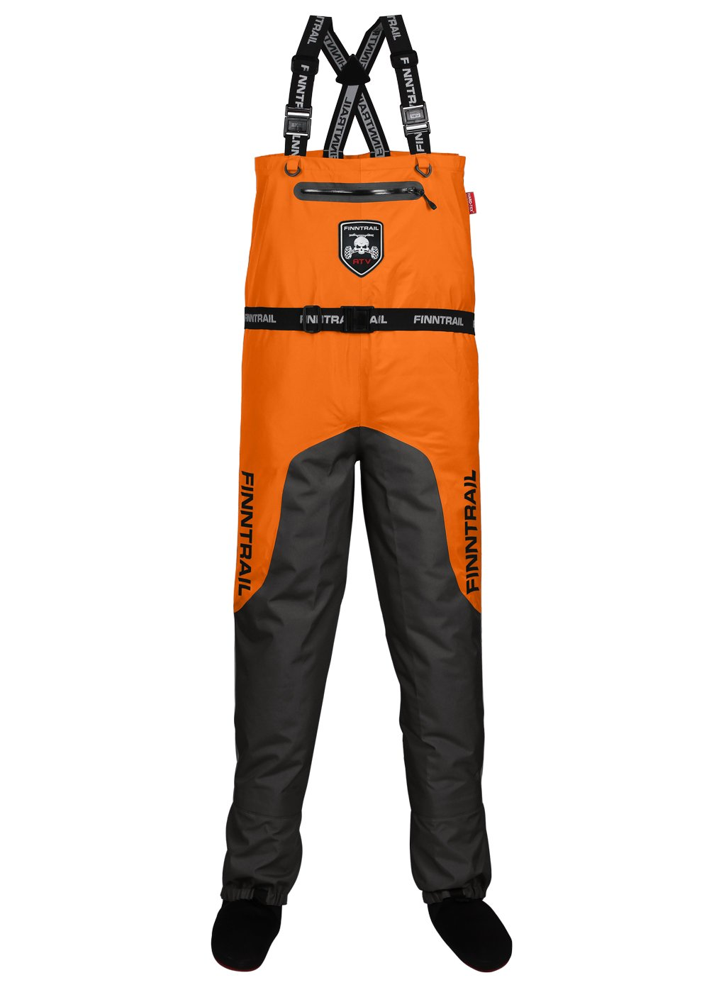 Вейдерсы Finntrail Aquamaster 1526 Orange, размер XS