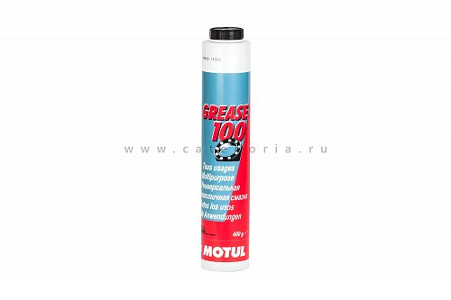 Смазка MOTUL Grease 100 NLGI2, 100913
