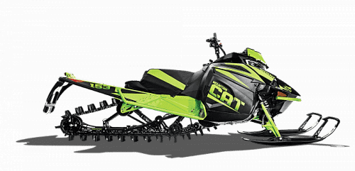 Arctic Cat Mountain Cat 153 2017