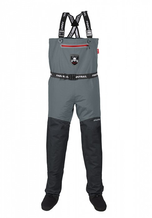 Вейдерсы Finntrail Athletic Plus 1522 Gray, размер XS