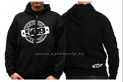 Толстовка 509 Fuel Zip Hoody, размер 2X