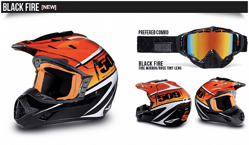 Шлем Evolution Helmet 509