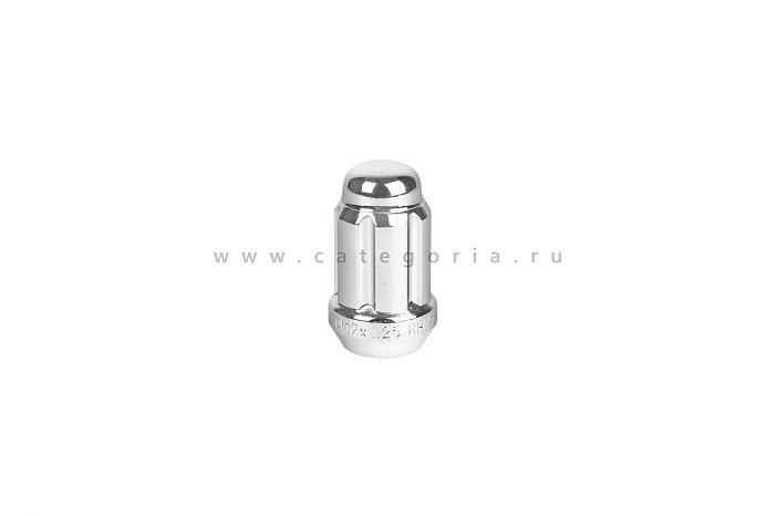 Гайка для диска MSA 12 x1,25 Chrome, DF-54125S