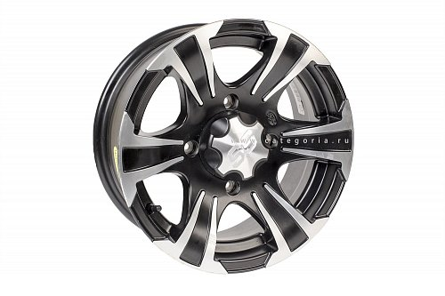 ITP SS312 R14x8, 4x156, 5+3 Machined - диск колесный, 14SS705BX