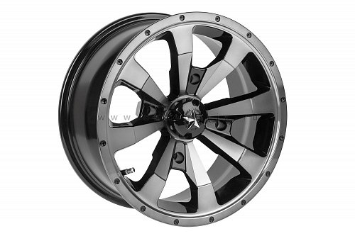 MSA M22 R16x7, 4x156, +15 mm, Enduro Dark Tint - диск колесный