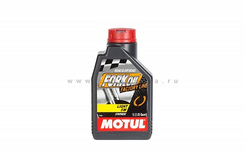 Вилочное масло MOTUL Fork Oil Expert light 5W, 101142