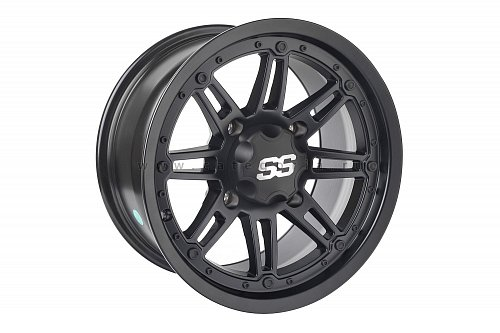 ITP SS216 R12x7, 4x156, 4+3 Machined - диск колесный, 12SS803BX