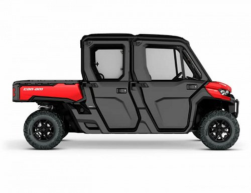 BRP Can-Am Defender MAX XT Cab HD10 — места хватит всем!