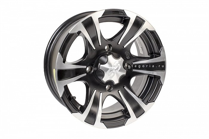 ITP SS312 R14x8, 4x110, 5+3 Machined - диск колесный, 14SS702BX