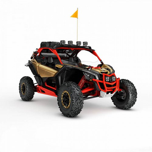 BRP Maverick X3 & Polaris RZR XP Turbo EPS DYNAMIX Edition