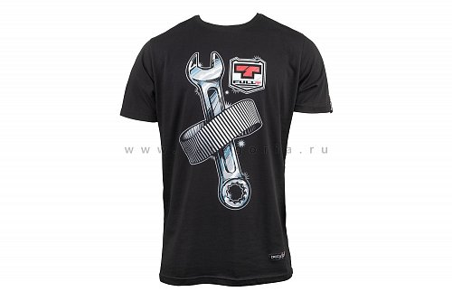Футболка FullT WRENCH, Black, 2XL